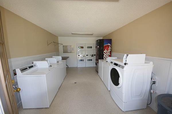 Renovations - Townhouse - Laundrymat - After
